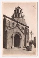 ( 84 ) LE THOR L'église Ste Marie Au Lac C à D DAGUIN 1953 - Frankrijk