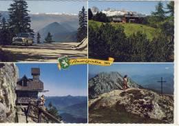 STODERZINKEN, Steiermark - Mehrbildkarte M. Brünner-Hütte, Stoder-Kircherl, Gipfelkreuz .... - Österreich