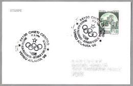 Homenaja Al Waterpolo - Medalla De Oro Olimpica - VERSO ATLANTA'96. Chieti 1996 - Verano 1996: Atlanta
