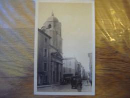 FRANCE - HERAULT - BEDARIEUX - Eglise Et Rue St Alexandre - Bedarieux