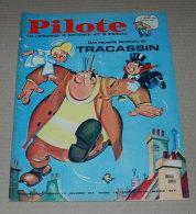 PILOTE 329 De 1966 Couv Tracassin + Pilotorama La Carte De L´histoire De Paris - Pilote