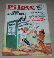 PILOTE 323 De 1965 Couv Norbert Et Kari De Godard + Pilotorama L'Amazone - Pilote