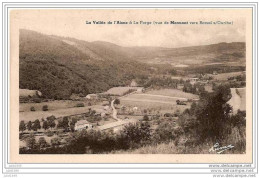 PRIX REVU . BOMAL ..-- DURBUY ..-- Vallée De L´Aisne . Vers LIEGE ( Mr Mme FERRY ) . Voir Verso . - Durbuy