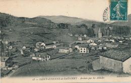 SAINT ETIENNE DE BAIGORRY - Arrivée Par Les ALDUDES - Saint Etienne De Baigorry