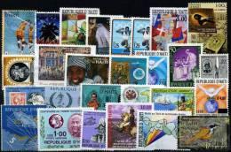 HAITI, Lot De 100 Timbres Tous Differents Neufs Et Oblitérés. Satisfaction Assurée - Haïti