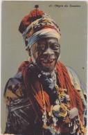 Carte Postale Ancienne,SOUDAN,AFRIQUE,africa,talisman,grisgris,grigri,sorcier,marabout - Soudan