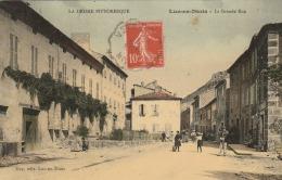 Luc En Diois La Grande Rue - Luc-en-Diois