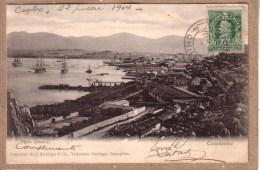 CHILI - COQUIMBO - VISTA GENERAL - VUE GENERALE , PORT - Kirsinger & Cia - Chili