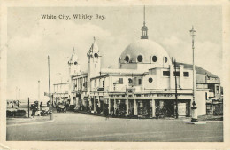 Royaume-Uni - Angleterre - Northumberland - White City - Whitley Bay - état - Inghilterra