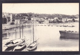 Old Post Card Of Harbour,Environs De Beaulieu, Saint Jean,France.,J35. - Other