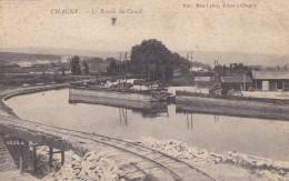 CHAGNY - SAÔNE & LOIRE  -   (71)  -  CPA. - Chagny