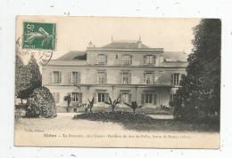 Cp , 94 , ABLON , LaBaronnie , Côté Ouest , Pavillon Du Duc De SULLY , Baron De ROSNY , 1602 , Voyagée 1913 - Ablon Sur Seine