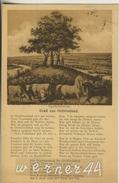 Leer (Ostfriesland) V. 1917  Upstallsboom -- Bäuerin Beim Melken Auf Der Weide  (47316) - Leer