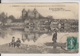 D35 - COMBOURG - LE CHATEAU DE COMBOURG ILLUSTRE PAR LE SEJOUR DE CHATEAUBRIAND - Combourg