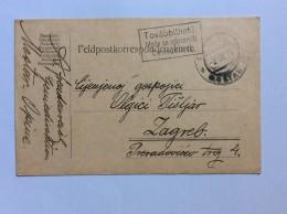 BOSNIA    BOSNA    MILITARPOST   K.U.K.  MOSTAR  1914 - Bosnien-Herzegowina