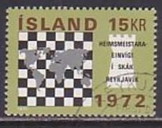 Schach, Island  464 , O  (P 1214) - Schaken