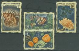 VEND BEAUX TIMBRES DE NOUVELLE-CALEDONIE N°291 - 294 , XX !!!! - Neukaledonien