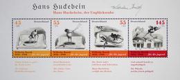 Jugend - 175. Geburtstag Von Wilhelm Busch - BRD