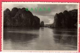 VIET-NAM - Vue De La Baie D'Along - Carte-photo - Vietnam