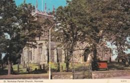 HORNSEA - ST NICHOLAS PARISH CHURCH - England