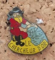 LE CHERCHEUR D'OR - Badges