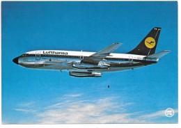 AVION BOEING 737-230 De La LUFTHANSA - 1946-....: Moderne
