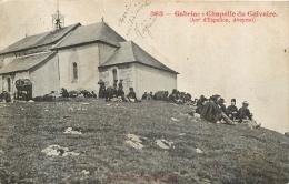 GABRIAC CHAPELLE DU CALVAIRE - Altri Comuni