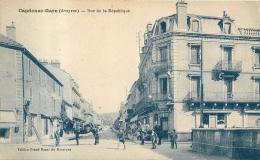 CAPDENAC GARE RUE DE LA REPUBLIQUE - France