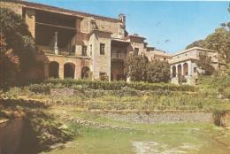 PP199 - POSTAL - MONASTERIO DE SAN JERONIMO DE YUSTE - PARTE POSTERIOR DEL PALACIO Y MONASTERIO - Cáceres