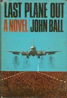 Last Plane Out By Ball, John - Books, Magazines, Comics