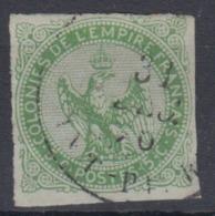 #103# COLONIES GENERALES N° 2 Oblitéré Saint-Pierre (Réunion) - Aigle Impérial