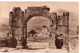 CPA.Algérie.Announa.Près De Guelma.Ancienne Tibilis. - Autres Villes