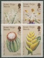 Britische Jungferninseln 1987 Eröffnung D. Botanischen Gartens 598/01 Postfrisch - British Virgin Islands