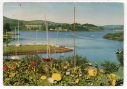 LA SALVETAT SUR AGOUT-Lac De La Raviège ,cpsm 15 X 10 N°522 éd APA-POUX- - La Salvetat