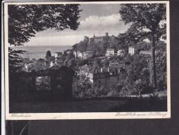 Hamburg-Blankenese Durchblick Zum Süllberg  1934 - Blankenese