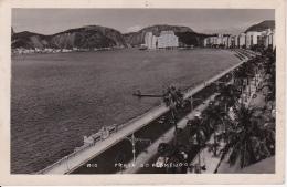 PC Rio De Janeiro - Praia Do Flamengo - 1952 (24102) - Rio De Janeiro