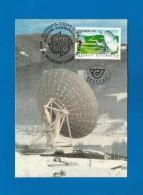 Österreich  1988  Mi.Nr. 1922 , EUROPA CEPT - Maximum Karte -  First Day  13.05.1988 - Europa-CEPT