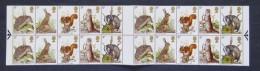 Great Britain 1977 Animals - Scott 820 A X 4 = 8 $ - 1952-.... (Elizabeth II)