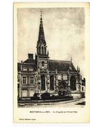 Montreuil Sur Mer La Chapelle De L'Hotel Dieu - France