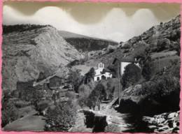 Valls D´ANDORRA Canillo Ermitage De La Vierge De Meritxell             En L'état Voir Scan - Andorre