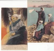 Bretagne  - Lot De 22 Cartes  : Achat Immédiat - Bretagne