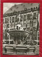 ALLEMAGNE  - AACHEN -  Karlsbrunnen - Rathaus - Aachen