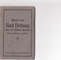 BAD  DRIBURG - Bad Driburg