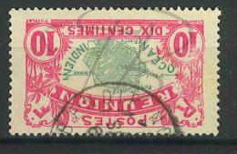 """VEND BEAU TIMBRE DE LA REUNION N°60 , CACHET """"SAINT-BENOIT"""" !!!! - Réunion (1852-1975)"""