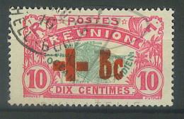 """VEND BEAU TIMBRE DE LA REUNION N°81A , CACHET """"HELL-BOURG"""" !!!! - Réunion (1852-1975)"""