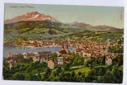 LUZERN Und Pilatus - LU Lucerne