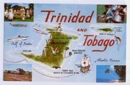 TRINIDAD And TOBAGO - Trinidad