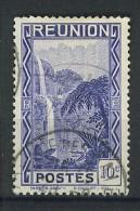 """VEND BEAU TIMBRE DE LA REUNION N°129 , CACHET """"POINTE DES GALETS"""" !!!! - Réunion (1852-1975)"""