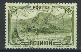 """VEND BEAU TIMBRE DE LA REUNION N°137 , CACHET """"POINTE DES GALETS"""" !!!! - Réunion (1852-1975)"""