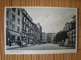 Åšwidnica, Schweidnitz, Ring, Gelaufen 1942 ! - Schlesien